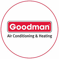 Lawrence Air Conditioning and Heating services Goodman A/C Products