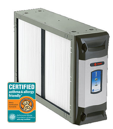 Trane CleanEffects™ Air Cleaner available from Lawrence Air Conditioning and Heating