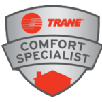 Lawrence Air Conditioning and Heating is a Trane Comfort Specialist